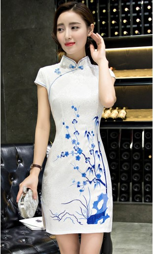 Charlemagne QiPao