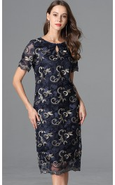 Zhully Plus Size Dress