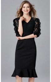 Flynnies Plus Size Dress
