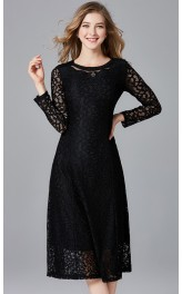 Sayas Plus Size Dress