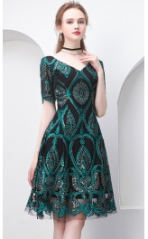 Lenanor Dress