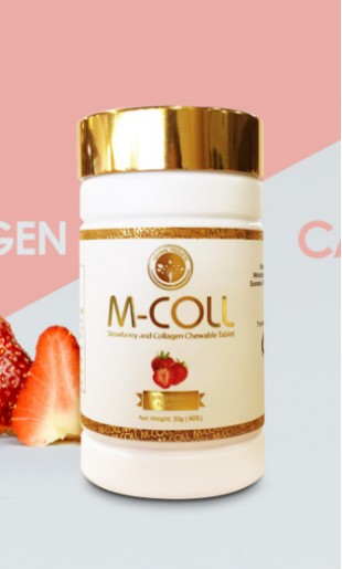 M-COLL Collagen Candy (1 box)